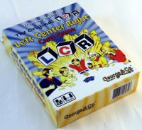 LCR - Left Center Right Card Game