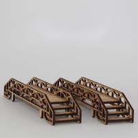 Scaffolding Bridge  (2 pack)