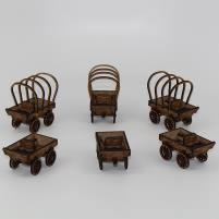 Wagons Set