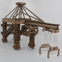 Tank Lift/Cargo Crane