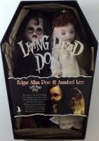 Edgar Allen Poe & Annabel Lee