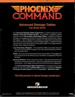 Advanced Damage Tables for Small Arms (2nd Printing)