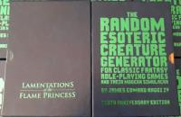 Random Esoteric Creature Generator for Classic Fantasy Role-Playing Games and their Modern Simulacra, The (10th Anniversary Edition w/Slip Cover) (3rd Printing)