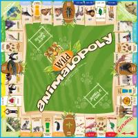 Wild Animalopoly (2nd Edition)
