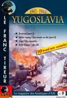 "#9 ""Yugoslovia 1941-1945, 10 ASL Scenarios"""