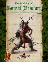 Beasts of Legend - Boreal Bestiary (5E)