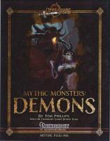 Mythic Monsters #1 - Demons