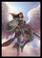 Standard CCG Size - Epic Card Game - Angel of Mercy (60)