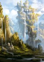 Standard CCG Size - Veiled Kingdoms, Oasis (50)