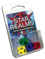 Star Realms D10 Faction Spindown Dice (4)