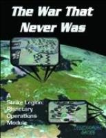 War That Never Was, The - A Planetary Operations Module