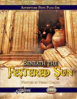 Beneath the Festered Sun (Savage World)