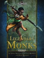 Legendary Monks