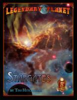 Legendary Planet - Stargates (5E)