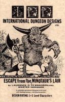 Escape from the Minotaur's Lair