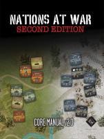 Nations at War Core Manual (2nd Edition)