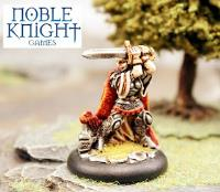 Lady Noble Knight (Noble Knight Exclusive)
