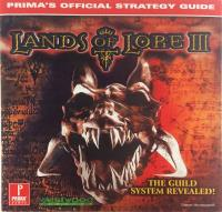 Lands of Lore III - Official Strategy Guide