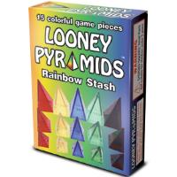 Looney Pyramids - Rainbow Stash