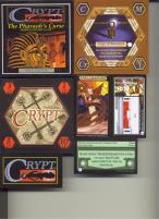 Crypt - The Pharaoh's Curse