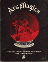 Ars Magica (1st Edition, 1st Printing)