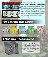 Dino Dude Ranch - Hatchlings Expansion