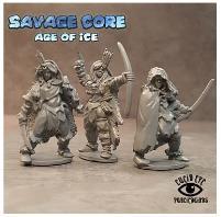 Age of Ice Amazons #1