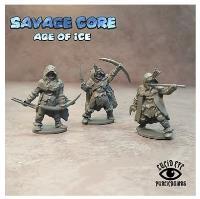 Age of Ice Amazons #2