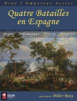 Quatre Batailles en Espagne - Peninsular War, 1808-1814