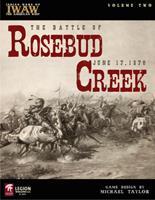 Battle of Rosebud Creek - June 17, 1876