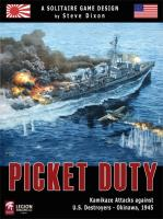 Picket Duty - Kamikaze Attacks against U.S. Destroyers, Okinawa 1945 (2nd Edition)