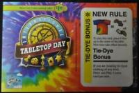 Fluxx - Promo Card, Tie-Dye Bonus