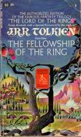 Lord of the Rings, The #1 - The Fellowship of the Ring (1965 Edition)