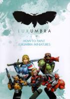 How to Paint Luxumbra Miniatures