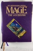 Mage - The Ascension (20th Anniversary, Deluxe Quintessence Prime Edition)