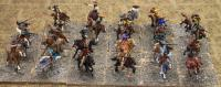 Magnificent Seven - Wargame Diorama and Game (54mm)