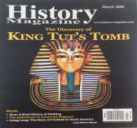 "March 2008 ""The Discovery of King Tut's Tomb"""