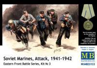 """""""Soviet Marines, Attack"""" - 1941-42"""