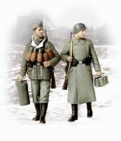 Supplies at Last! - German Soldiers, 1944-45