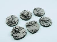 40mm Urban Fight - Round Bases (2)