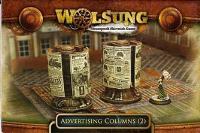 Advertising Columns