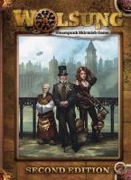 Wolsung - Steampunk Skirmish Game (2nd Edition)