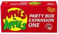 Apples to Apples Party Box Expansion #1
