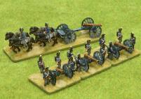 Foot Artillery Battery