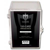 150 Card Hinged Box