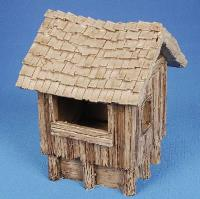 Harbor Town Water Shack (Painted)