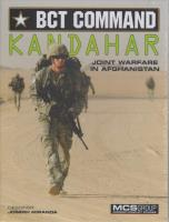 BCT Command - Kandahar, Joint Warfare in Afghanistan