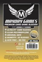 Magnum Gold Card Sleeves (50)