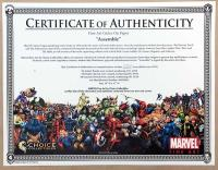 Assemble Giclee on Paper