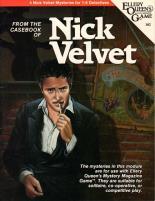 Ellery Queen's Mystery Magazine Game - From the Casebook of Nick Velvet